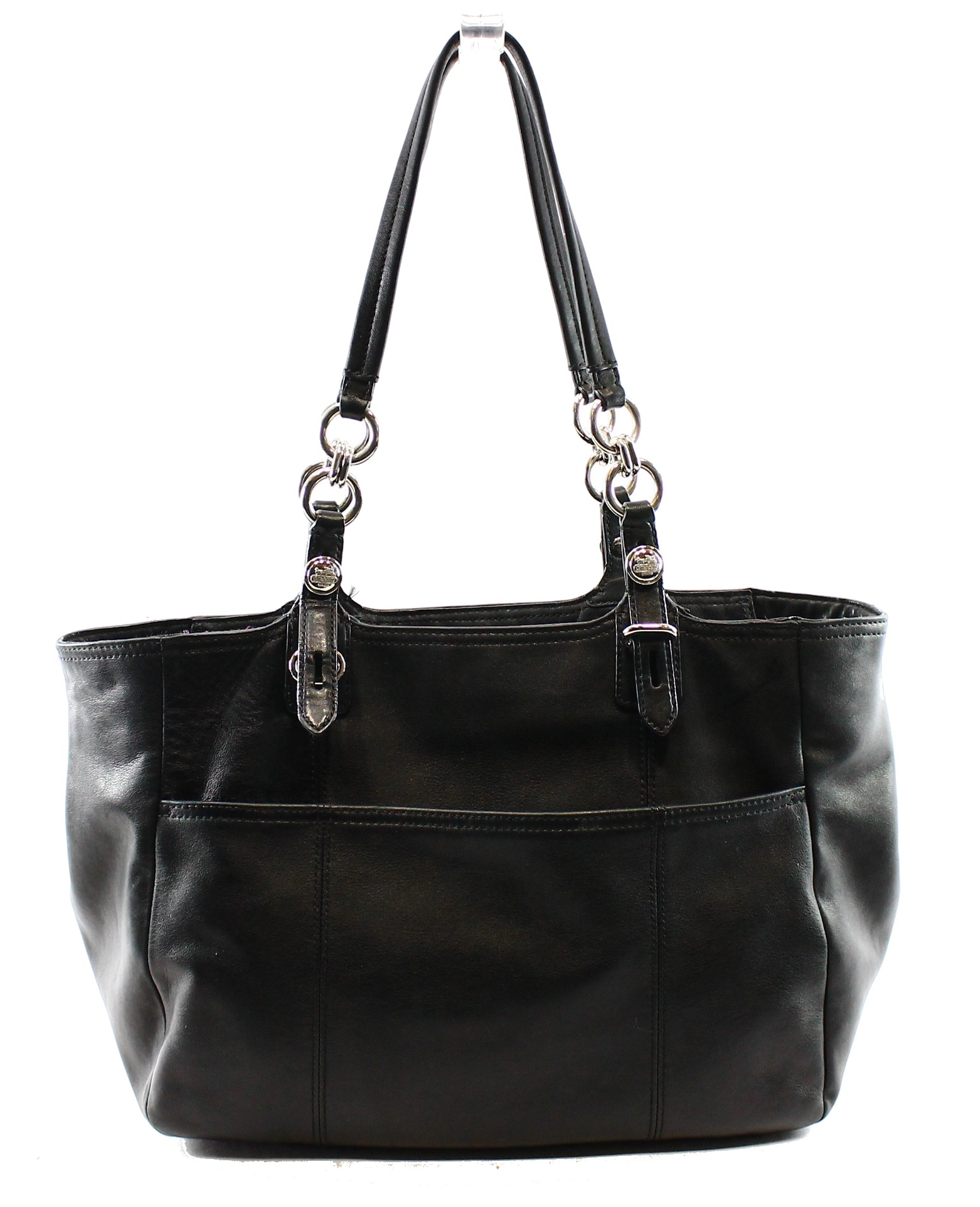 coach shoulder bags outlet  coach black leather women\'s