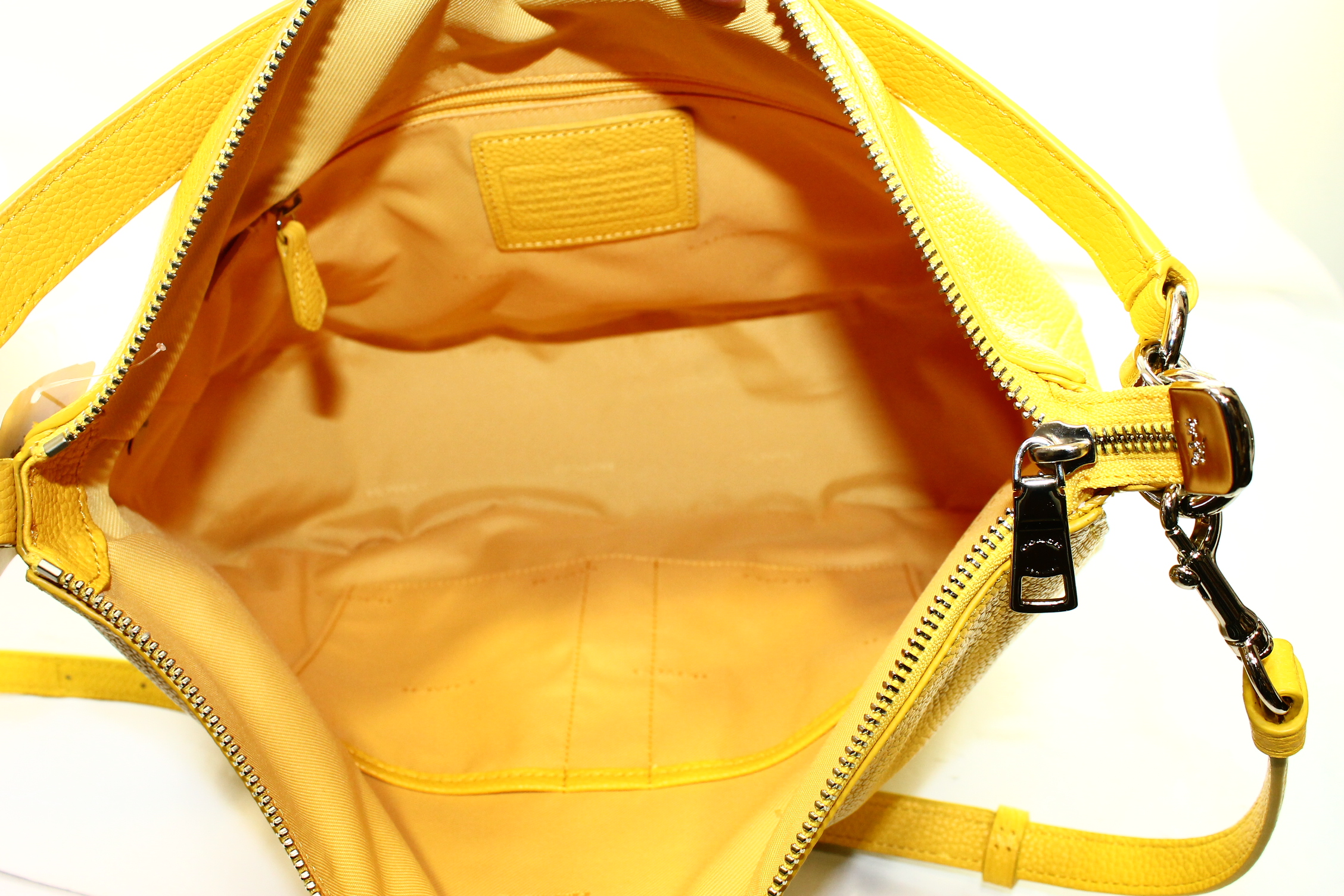 coach small bags outlet  coach new yellow canary