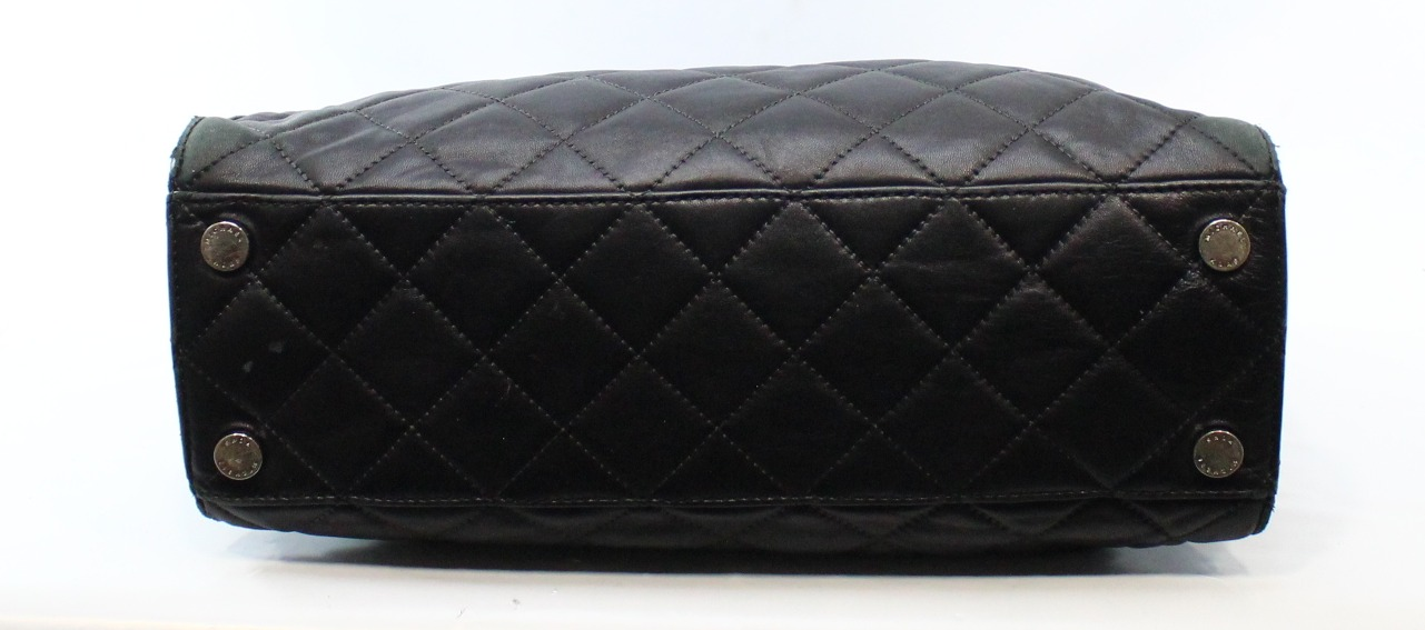designers like michael kors  michael kors black leather