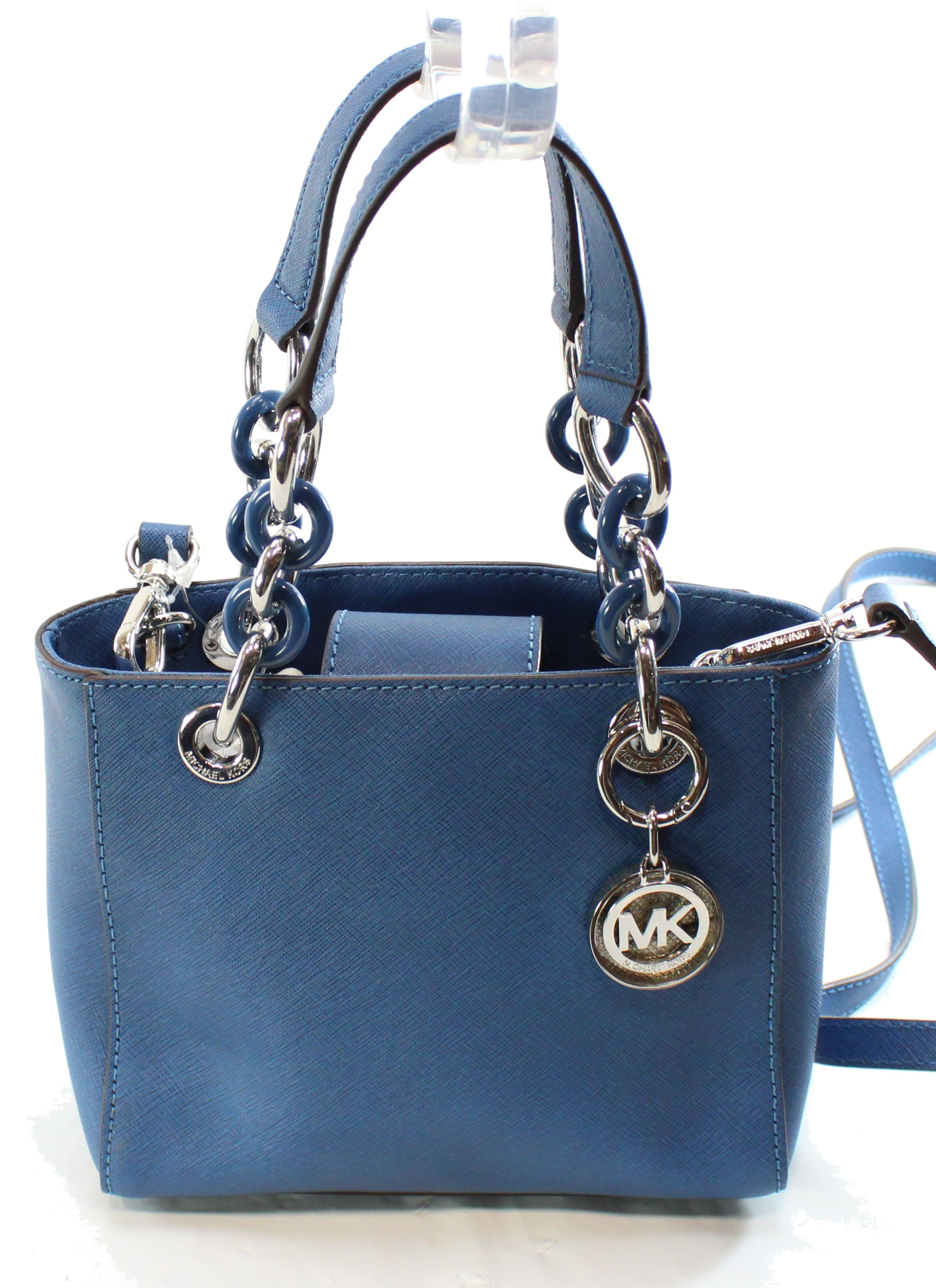 9297b0704c43 Small Blue Michael Kors Purse | Stanford Center for Opportunity ...