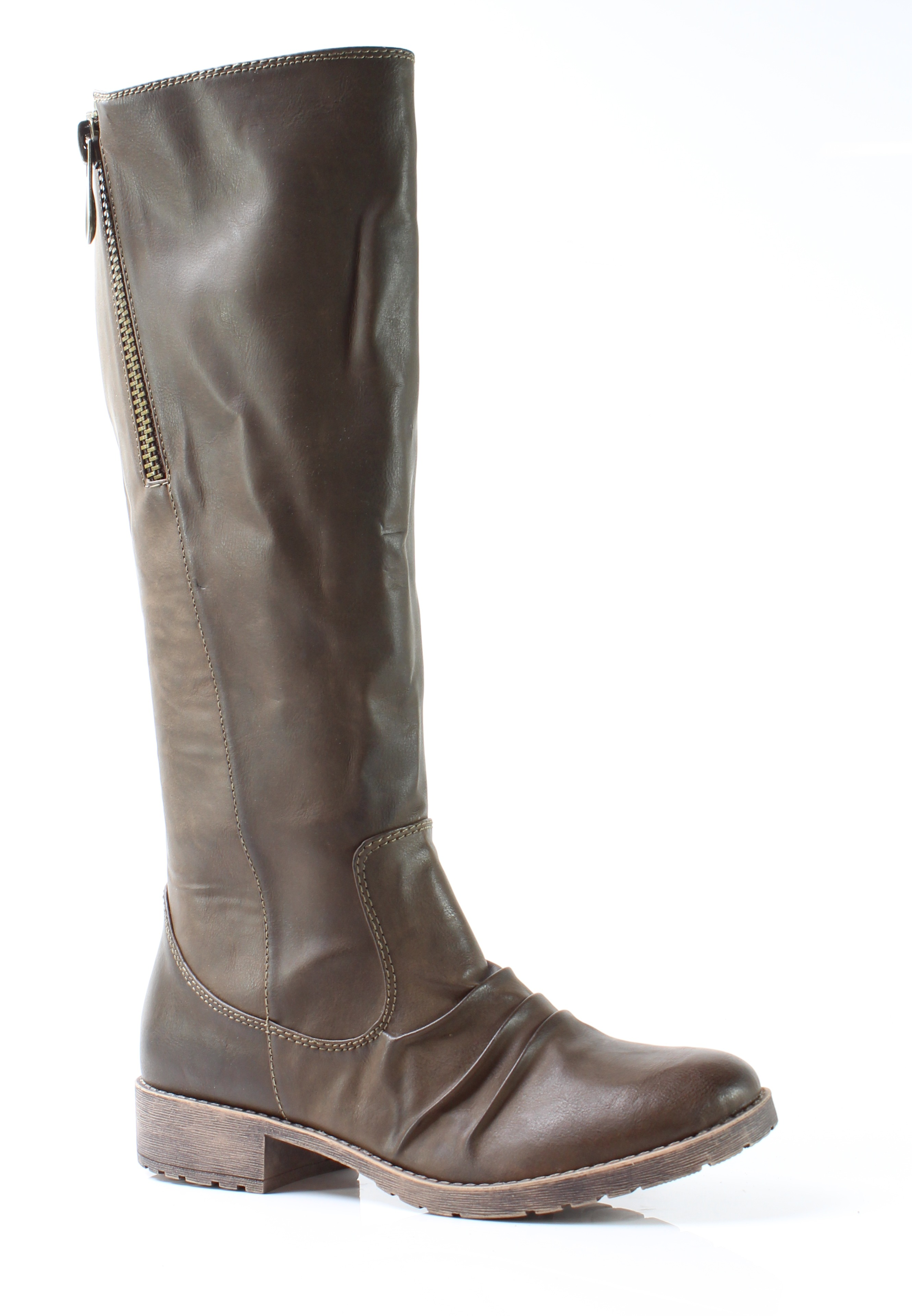 MIA girl NEW Brown Women's Shoes Size 7M Cierra Knee-High Boots $89 #644