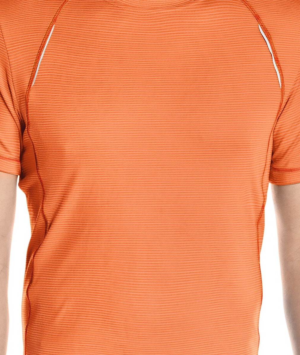 Asics-NEW-Striped-Mens-Shosha-Performance-Short-Sleeve-Tee-T-Shirt-40 thumbnail 13