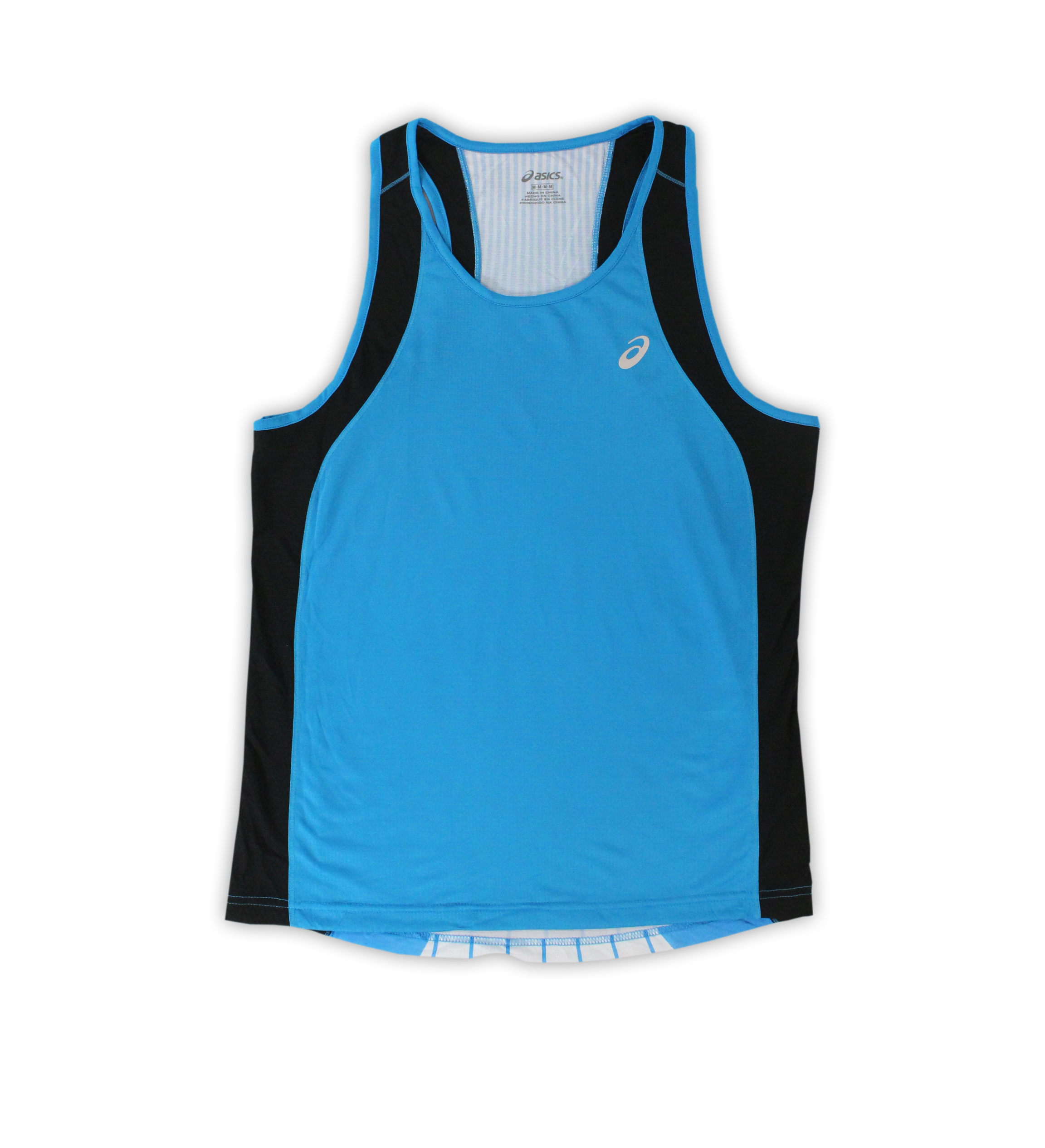 Asics-NEW-Two-Tone-Mens-Performance-Muscle-Active-Tank-Top-T-Shirt-38