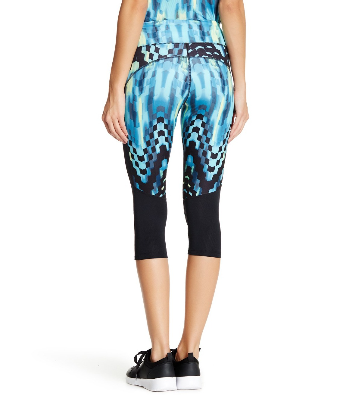 Asics-NEW-Women-039-s-Performance-Workout-Yoga-Capris-Leggings-Pants thumbnail 8