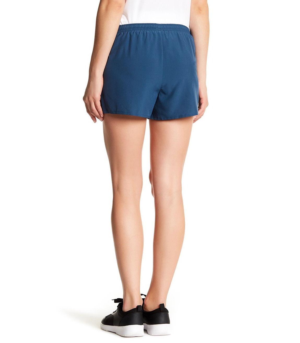Asics-NEW-Solid-Women-039-s-Performance-Woven-Athletic-Shorts-30 thumbnail 3