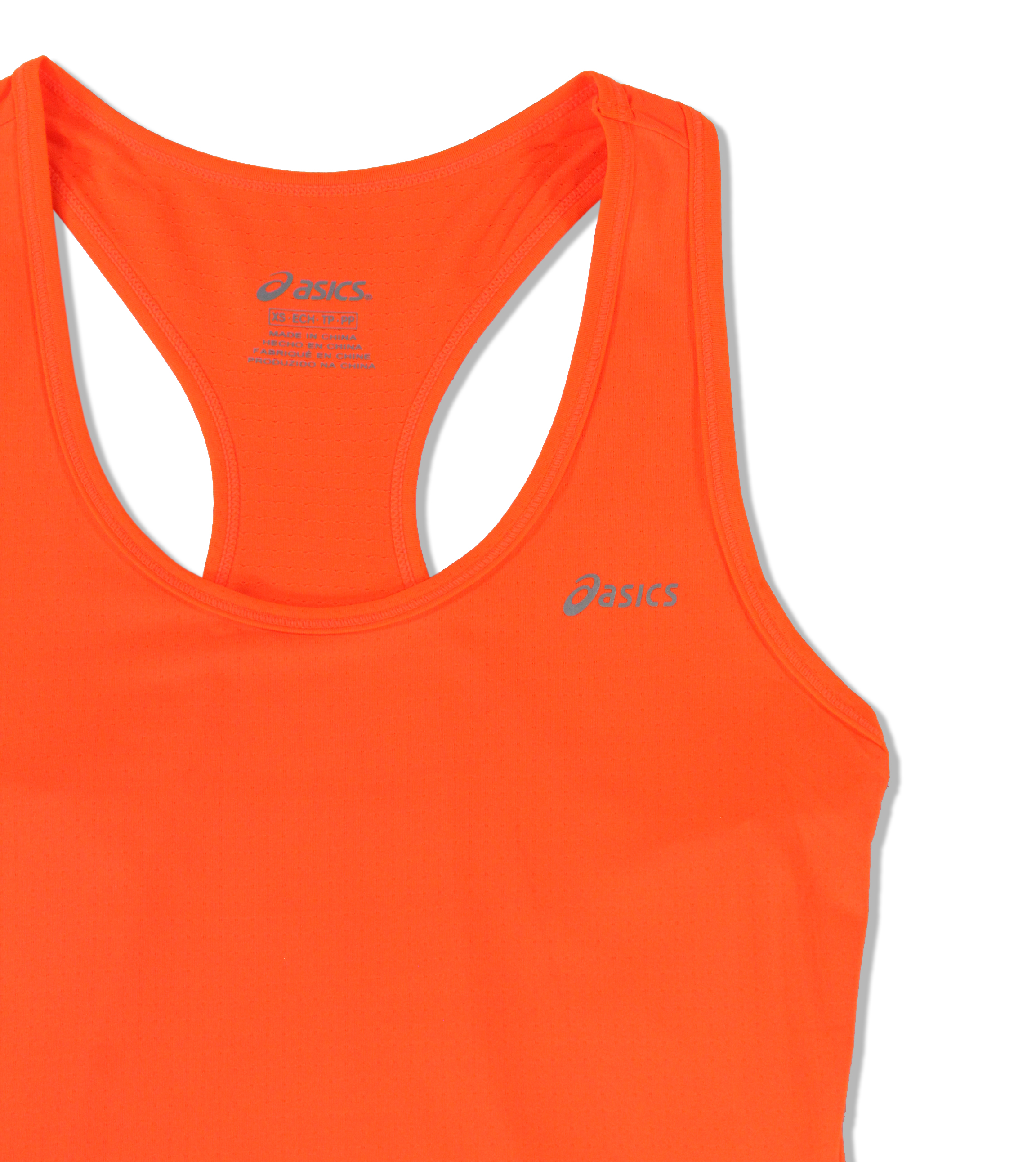 Asics-NEW-Solid-Tone-Women-039-s-Performance-Racerback-ASX-Dry-Tank-Top thumbnail 4
