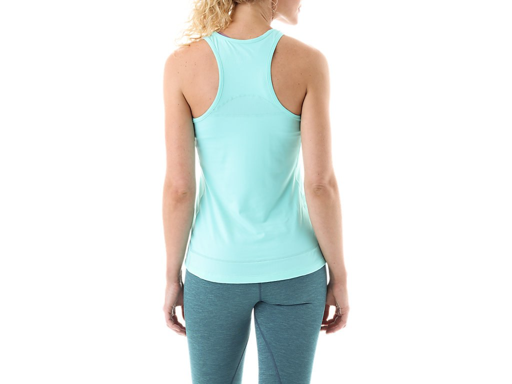 Asics-NEW-Solid-Tone-Women-039-s-Performance-Racerback-ASX-Dry-Tank-Top thumbnail 17