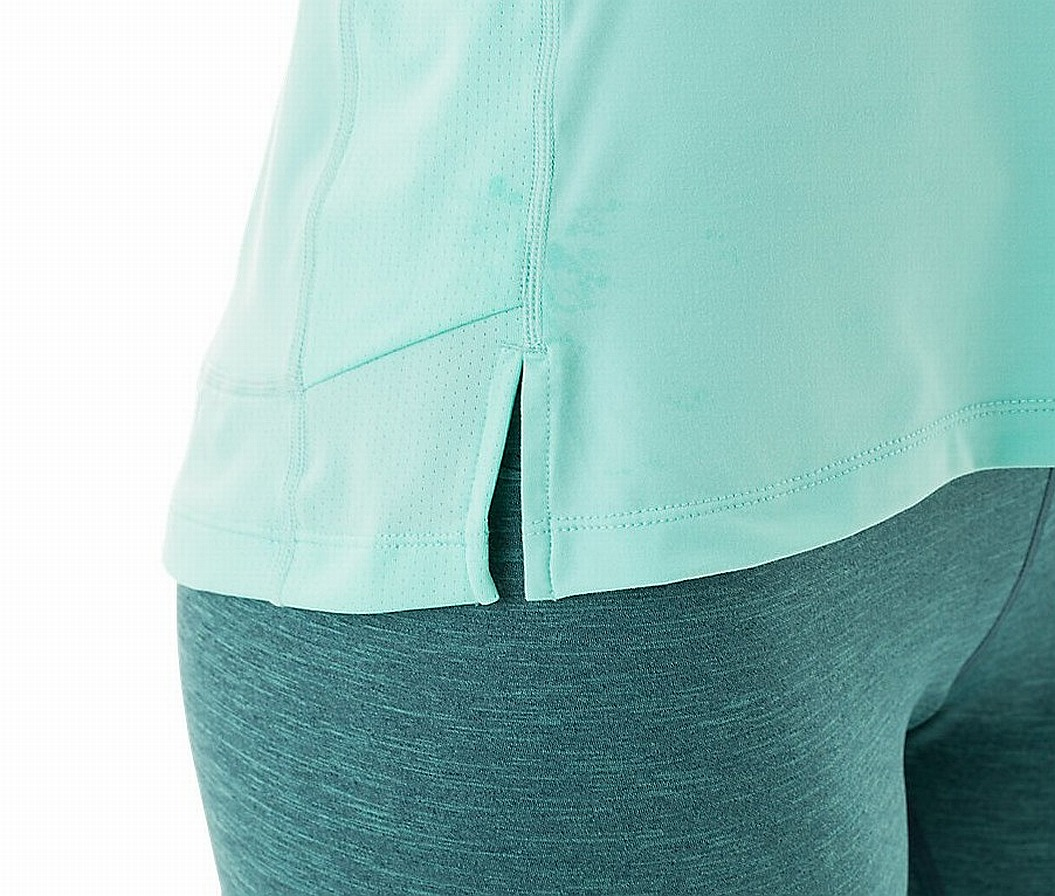 Asics-NEW-Solid-Tone-Women-039-s-Performance-Racerback-ASX-Dry-Tank-Top thumbnail 20