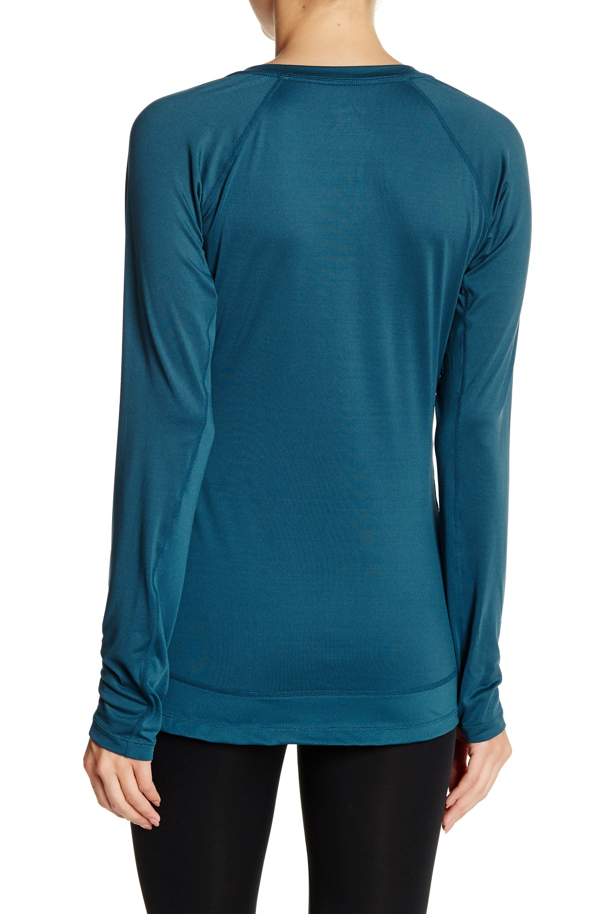 Asics-NEW-Monotone-Women-039-s-Performance-ASX-Dry-Long-Sleeve-Top-42 thumbnail 7