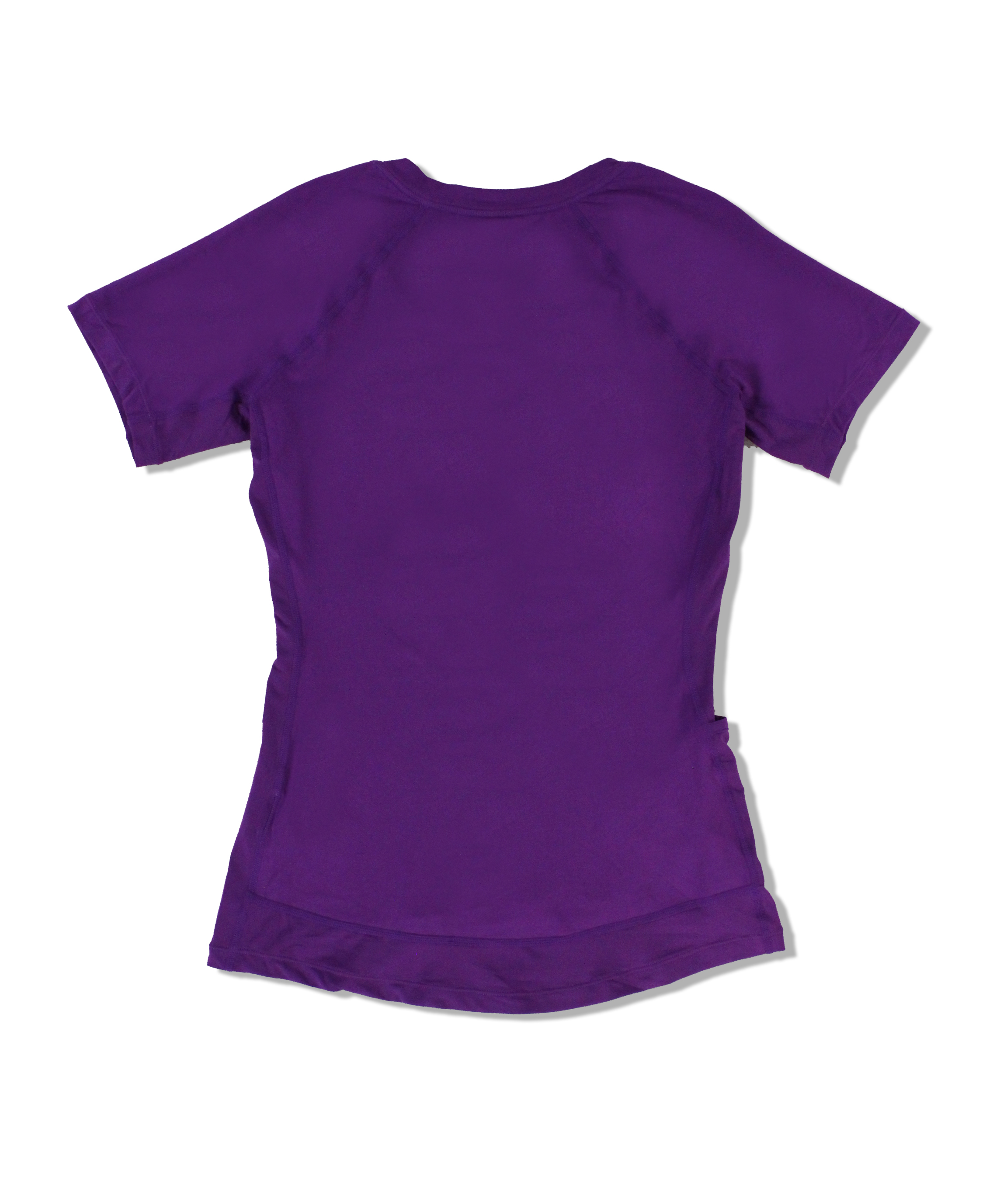 Asics-NEW-Solid-Hue-Women-039-s-V-Neck-Performance-ASX-Dry-T-Shirt-Top-38 thumbnail 13