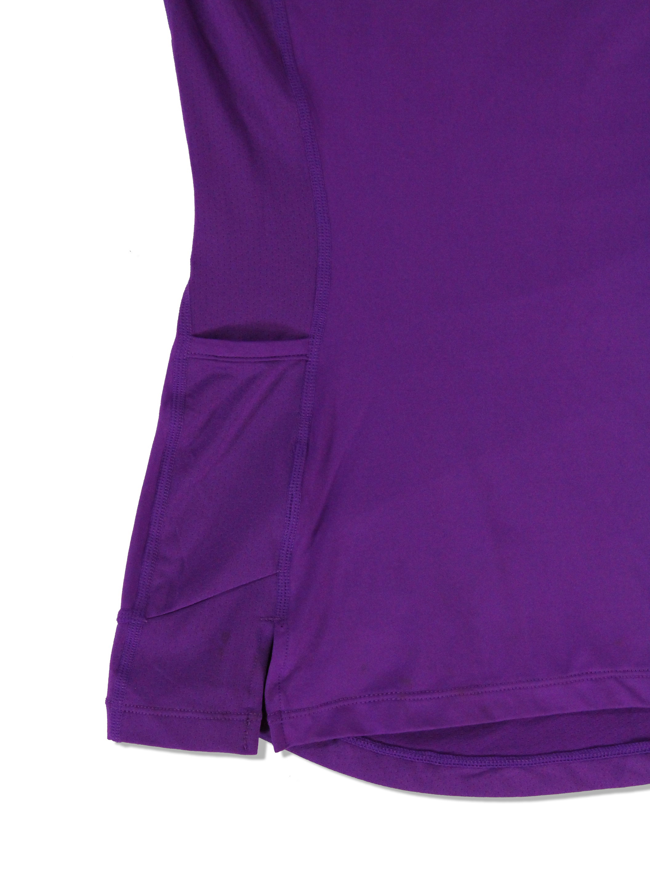 Asics-NEW-Solid-Hue-Women-039-s-V-Neck-Performance-ASX-Dry-T-Shirt-Top-38 thumbnail 15