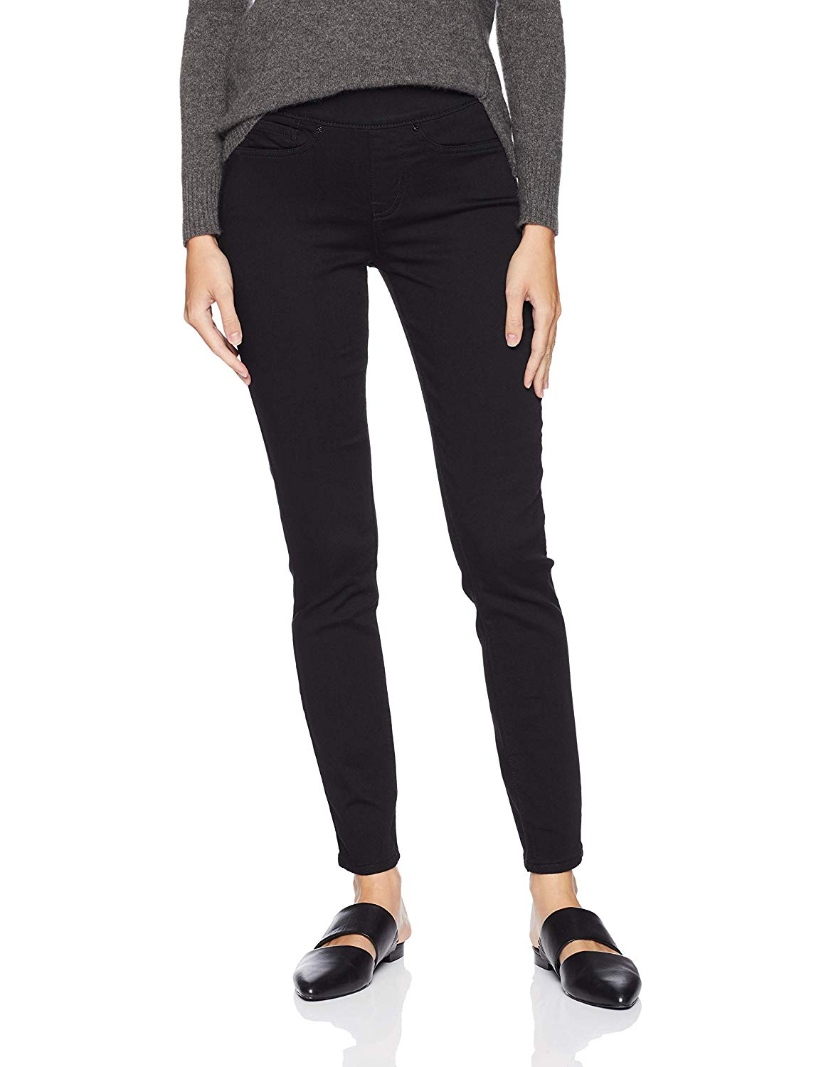 7513b6a0eb580 Details about Levi s Signature Gold By Levi Strauss Women Stretch Skinny  Totally Shaping Jeans