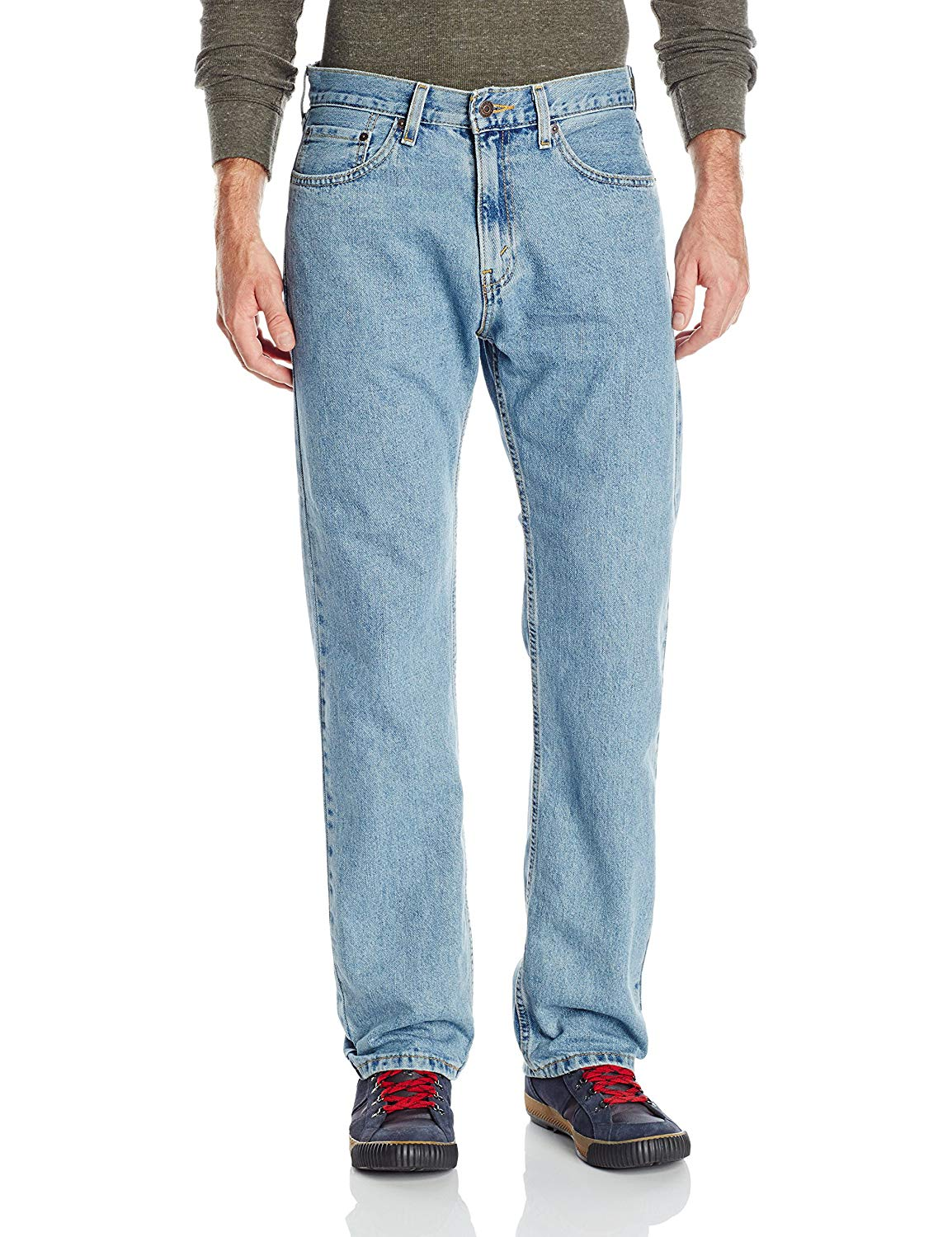 9e2df3b16a8 Levi's Jeans Signature Gold by Levi Strauss NEW Blue Mens 29x30 Classic $49  #205