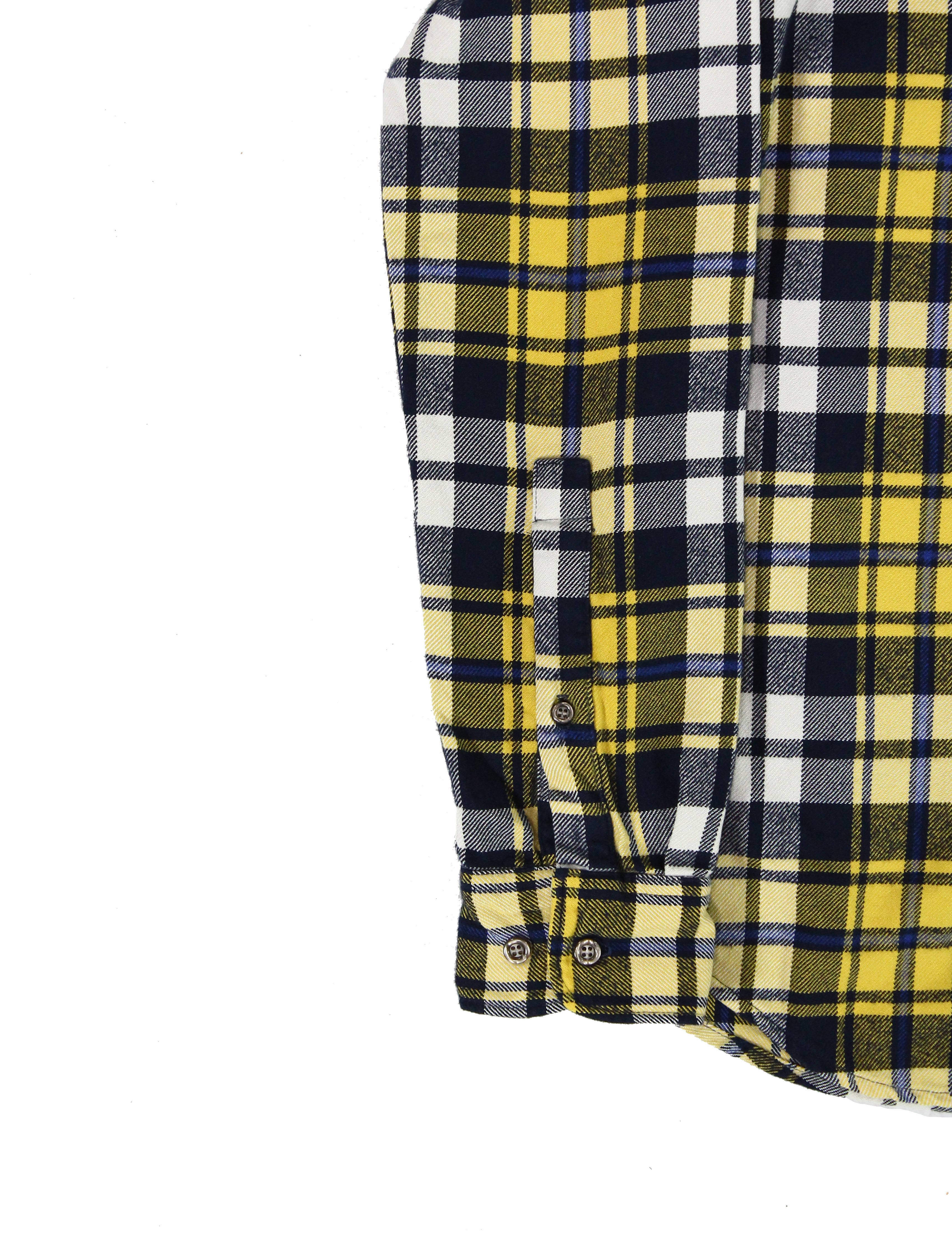 American-Apparel-NEW-Mens-Plaid-Flannel-Lumberjack-Classic-Fit-Button-Down-Shirt thumbnail 19