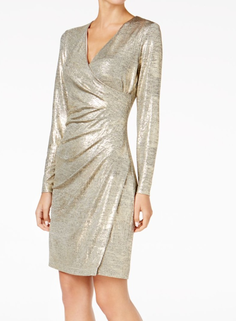 Cheap Gold Cocktail Dress For Sale Ficts