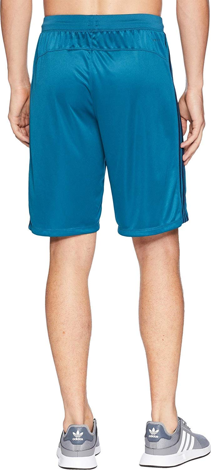 New-Adidas-Mens-Shorts-Blue-Size-Small-S-Drawstring-Stay-Dry-Athletic-30-063 thumbnail 2