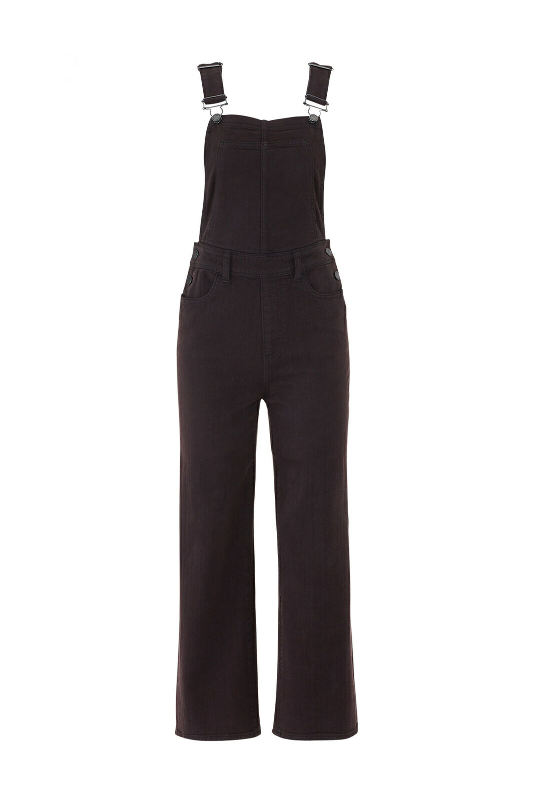 fair price pretty cheap top brands Details about PAIGE Women's Overalls Black US Size 29 Straight Leg Denim  5-Pocket $279- #757