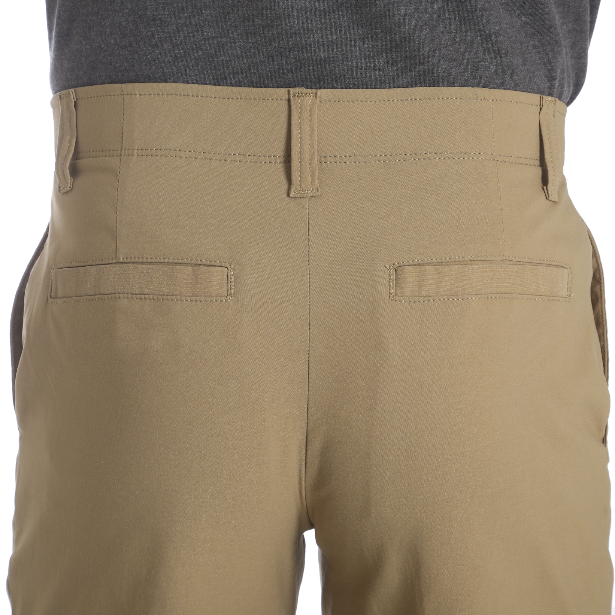 Wrangler-Neuf-Solide-Homme-Performance-Series-Outdoor-Confort-Coupe-Droite-Pantalon miniature 4
