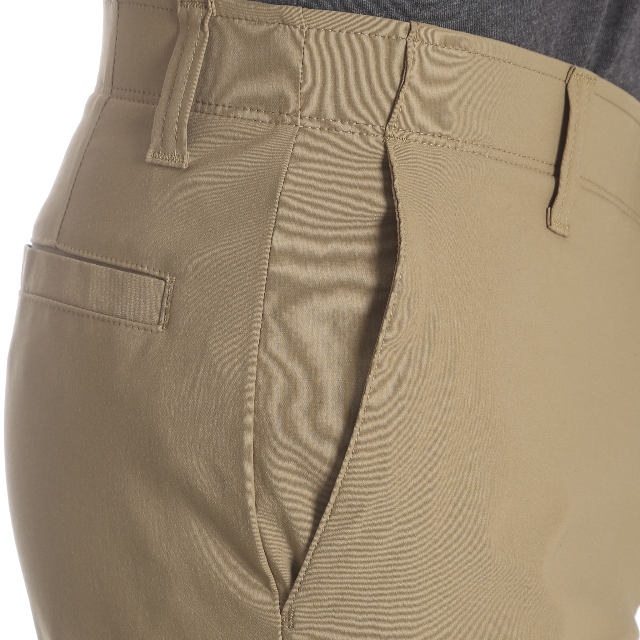 Wrangler-Neuf-Solide-Homme-Performance-Series-Outdoor-Confort-Coupe-Droite-Pantalon miniature 6