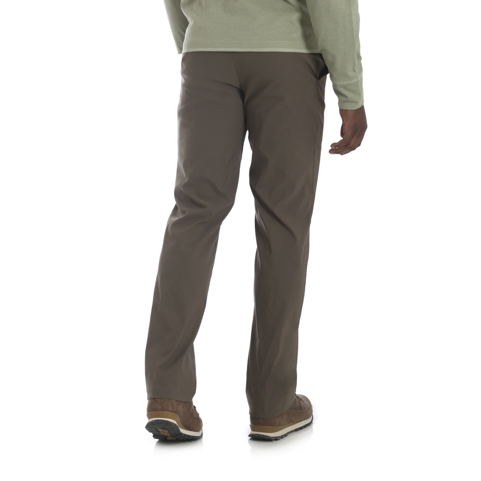 Wrangler-Neuf-Solide-Homme-Performance-Series-Outdoor-Confort-Coupe-Droite-Pantalon miniature 9