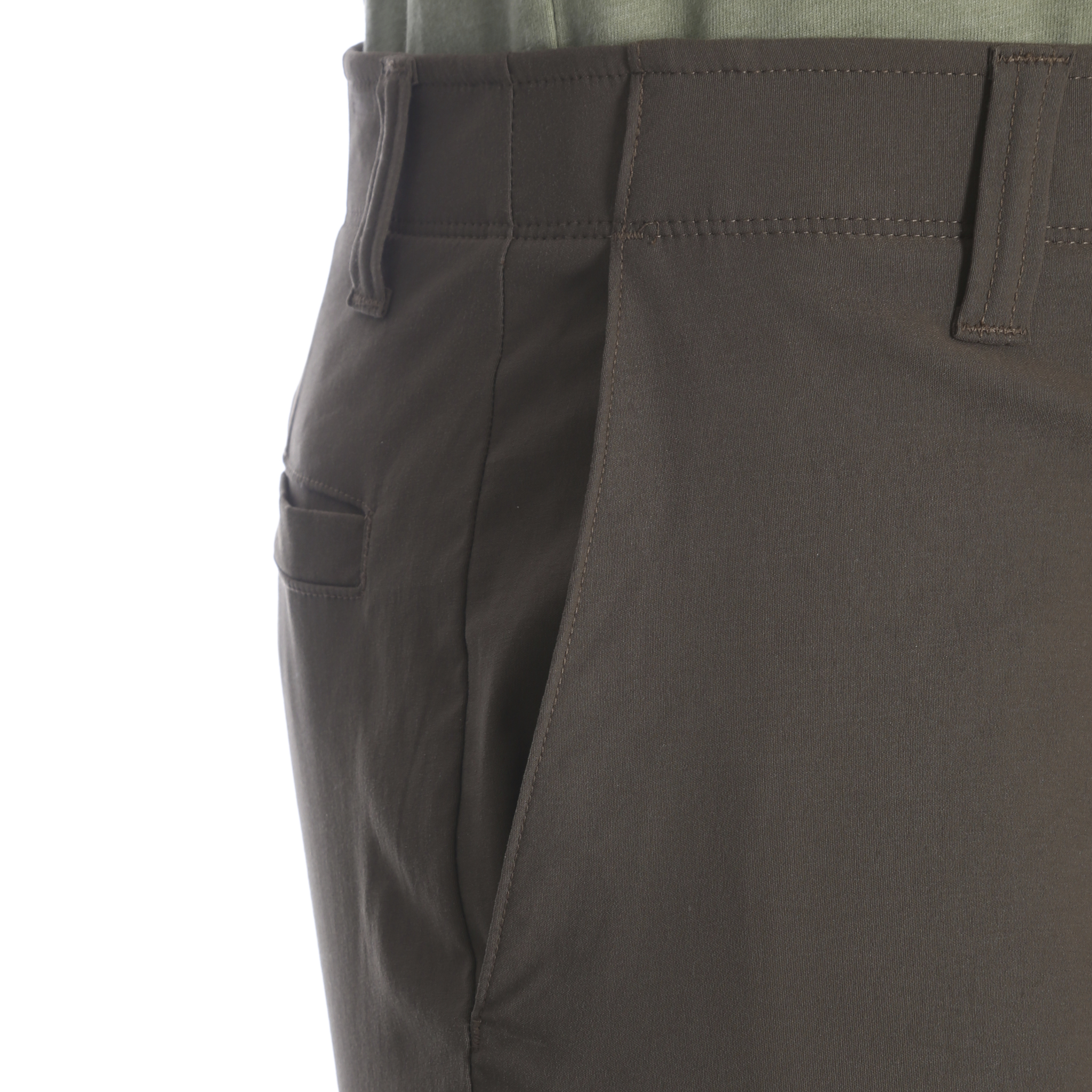 Wrangler-Neuf-Solide-Homme-Performance-Series-Outdoor-Confort-Coupe-Droite-Pantalon miniature 12