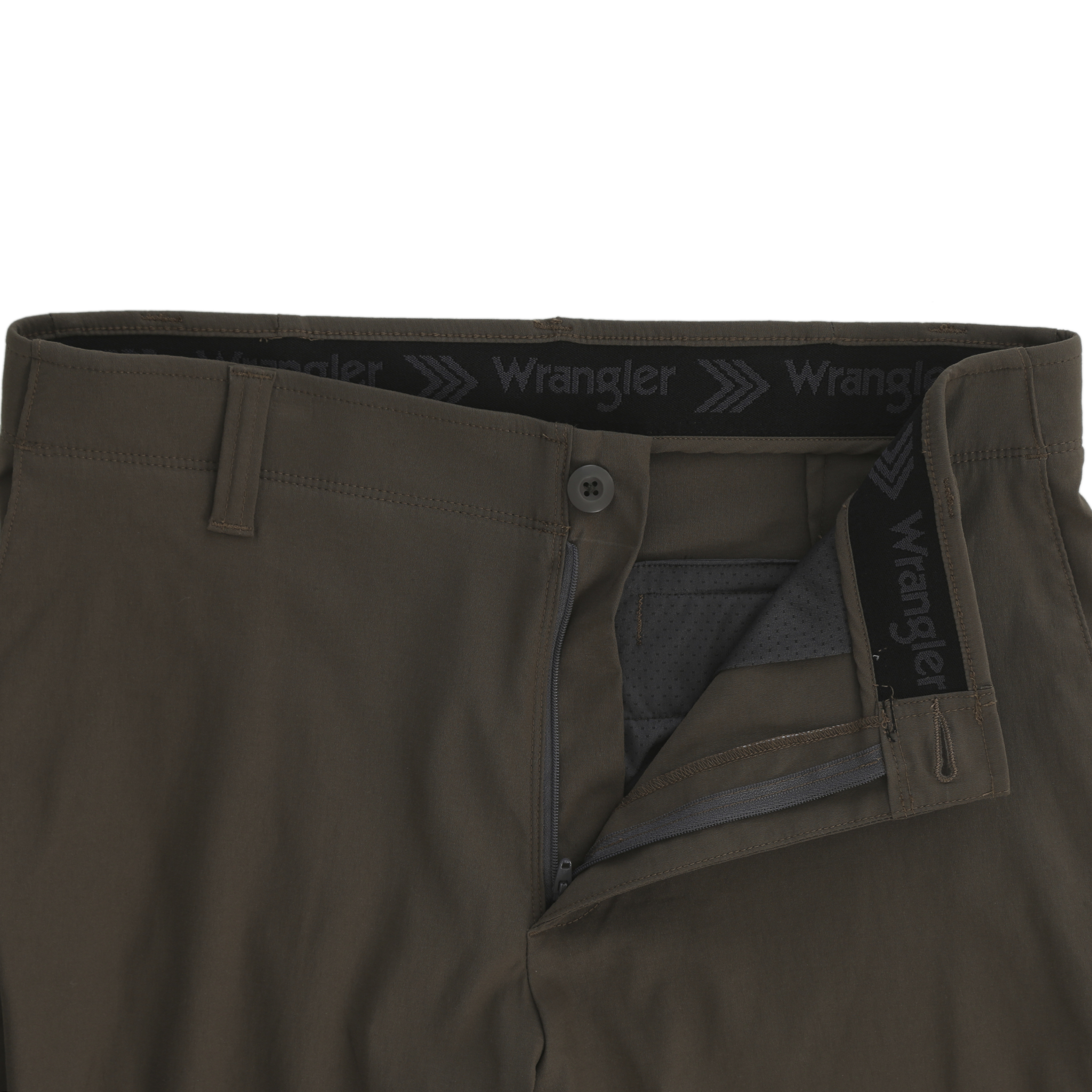 Wrangler-Neuf-Solide-Homme-Performance-Series-Outdoor-Confort-Coupe-Droite-Pantalon miniature 13